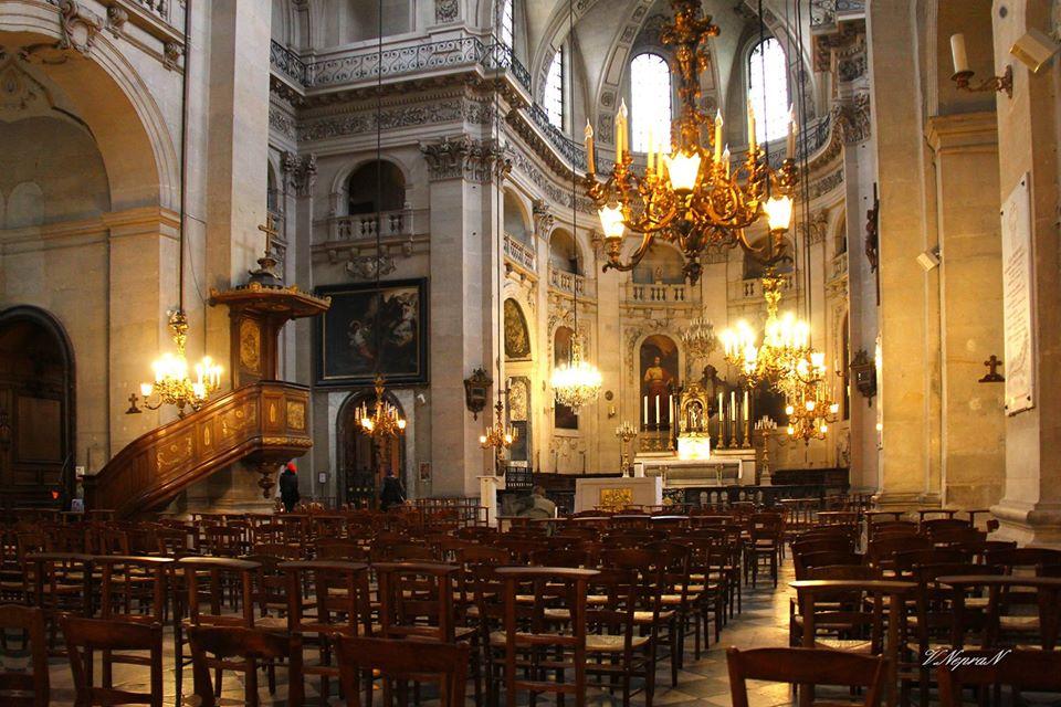 Церква Сен-Поль-Сен-Луї