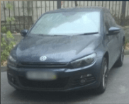 Ще одне авто, яке, за інформацією слідства, Юлія Кузьменко придбала за кошти від волонтерської діяльності