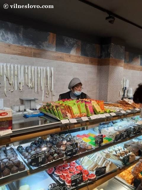 "Персонал супермаркета ""Порт Сити"" пренебрегает мерами безопасности"