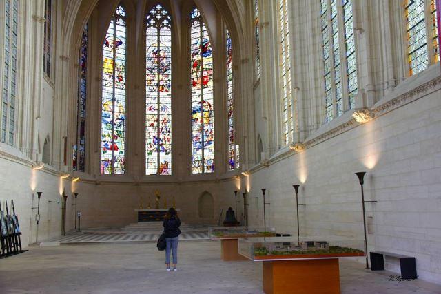 У Святій Капелі, Венсенський замок