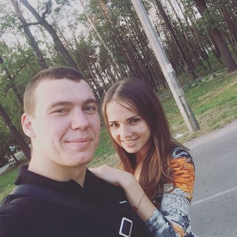 Каліш і Новак у парку