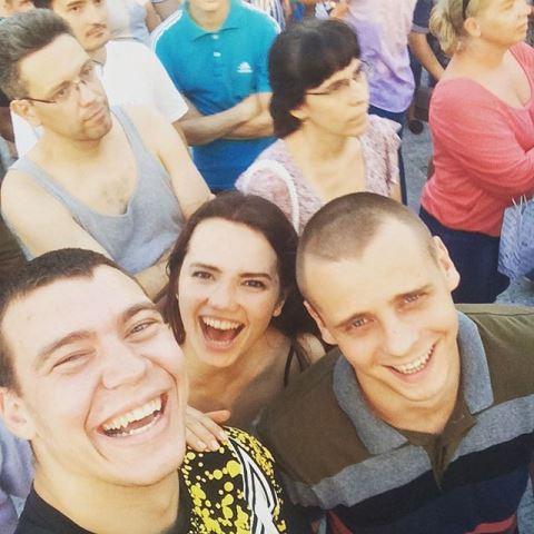 Богдан Каліш, Марина Новак, Ярослав Бринза