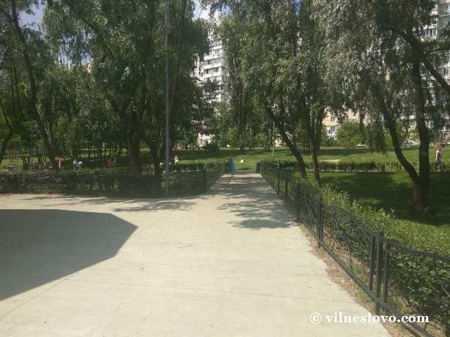 Парки - места семейного отдыха
