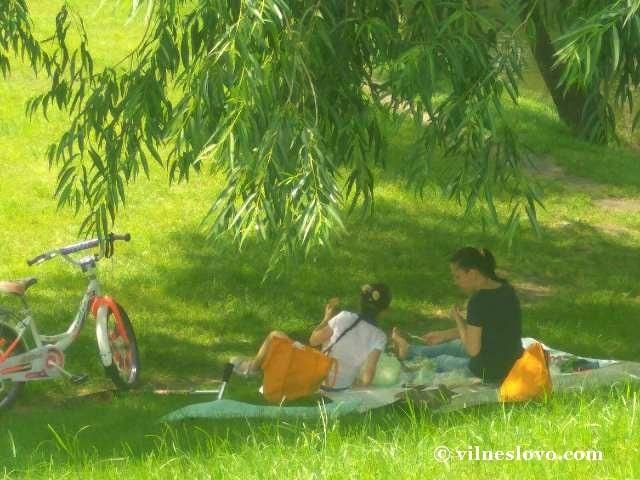 Людям нужны парки