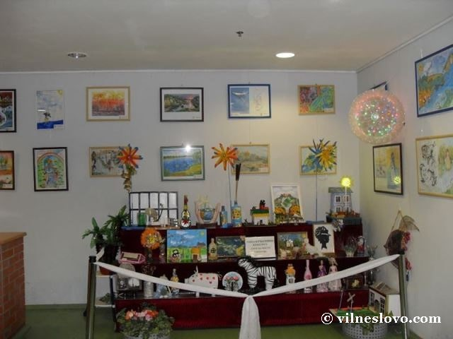 Музей води виставка дитячих малюнків