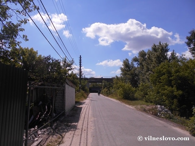 Русанівські сади Подільсько-Воскресенський міст