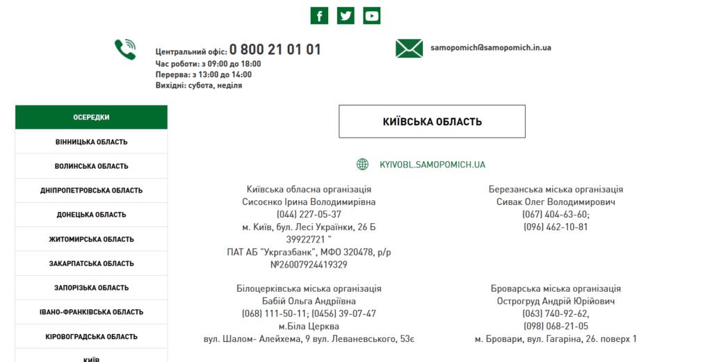 Ольга Бабій з політичної партії «Об'єднання «Самопоміч» є членом НКРЕКП