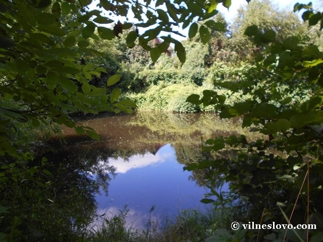 Озеро Русанівські сади