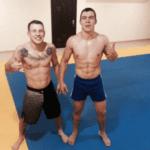 Олексій Заєць і Богдан Каліш