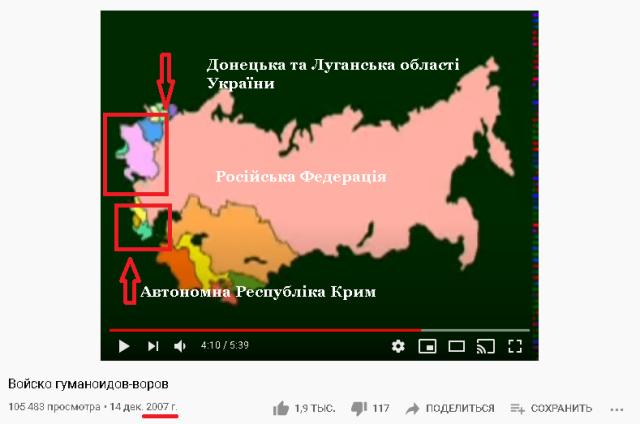 Антиукраїнська пропаганда КОБ