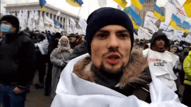 Акція Save ФОП у Києві