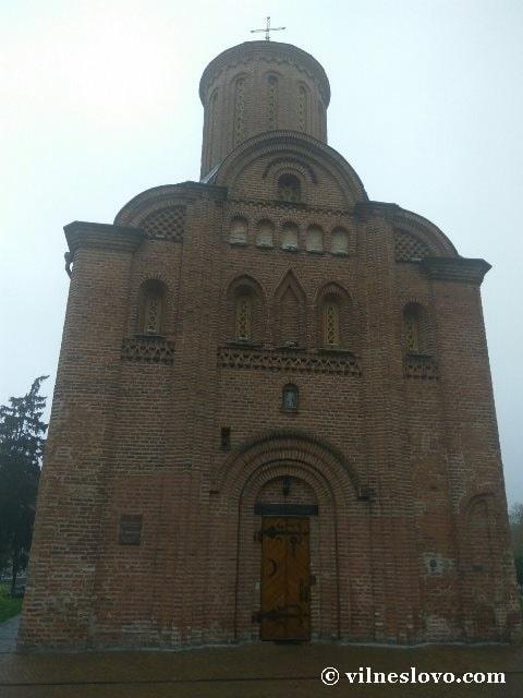 Пятницька церква архітектура