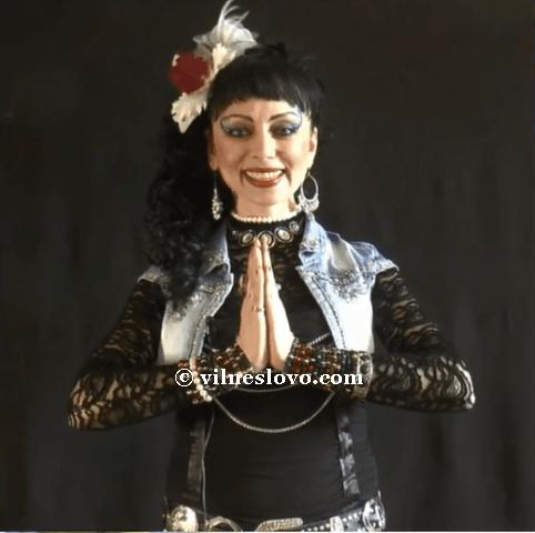 Татьяна Сазонова (Шанти) – жена Константина Руднева