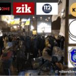 Заблоковані пропагандистські телеканали