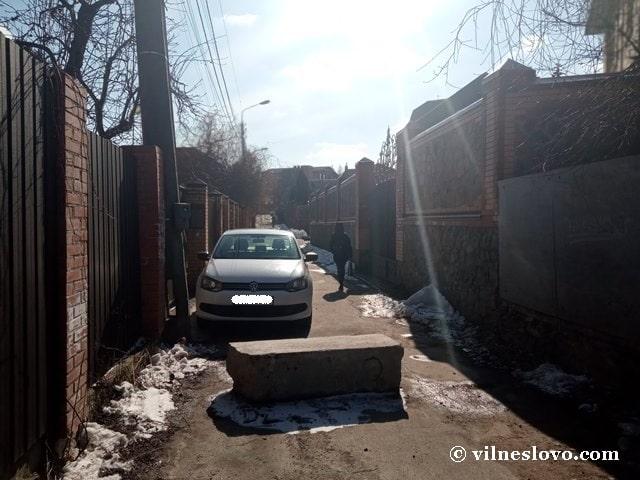 «Петушиный угол» дома на улице Полковой, 15 в Киеве