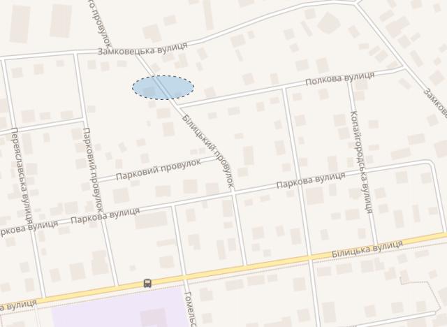 Улица Билицкая в Киеве