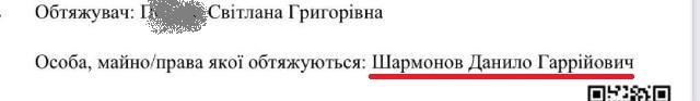 Шармонов Данил Гарриевич
