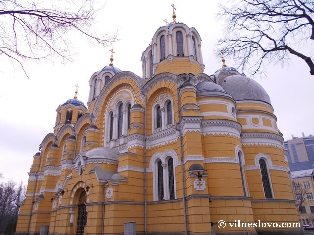 Володимирський собор: історія створення