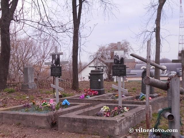 Поховання старообрядці