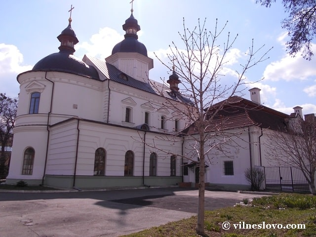 Будівля Братського монастиря