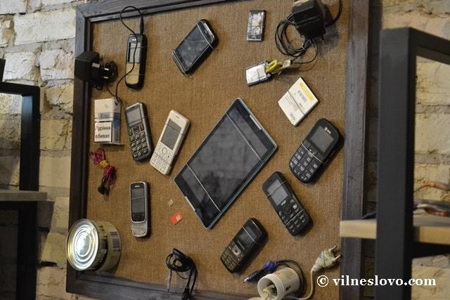 Вилучені мобільні телефони