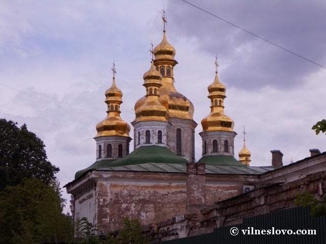 Києво-Печерський монастир архітектура