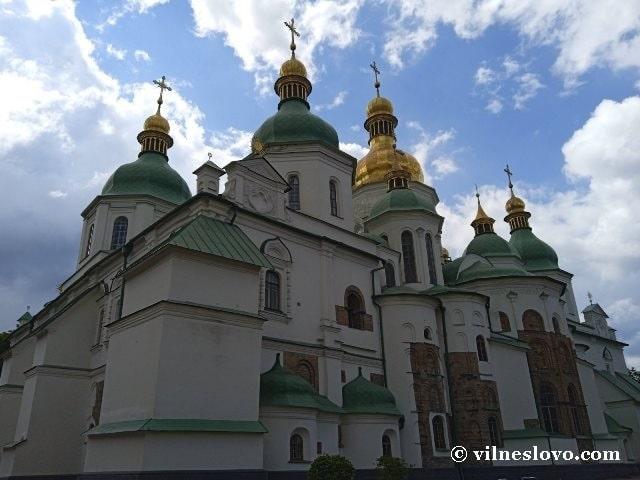 Софійський собор. Національний заповідник «Софія Київська»