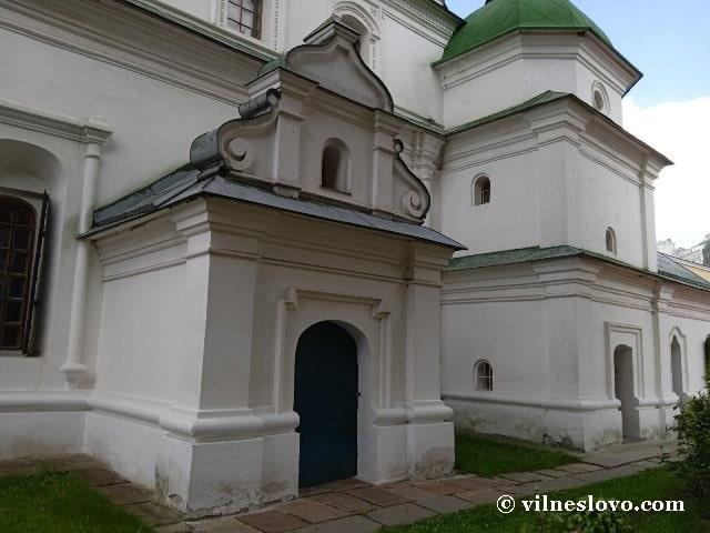 Корпуси Софійський собор