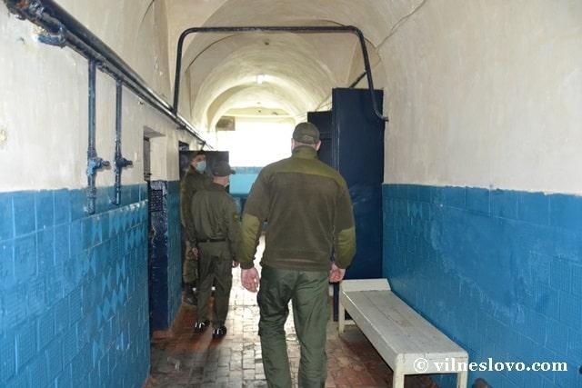 Доводи «ГОВОРИ!» про порушення законодавства в Київському СІЗО підтвердилися (документи)