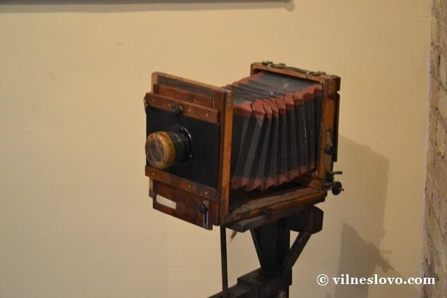 Стара фотокамера