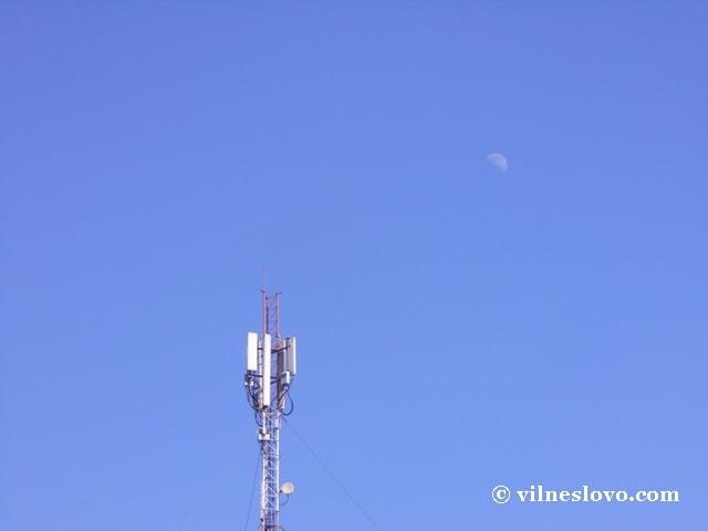 Місяць і Земля