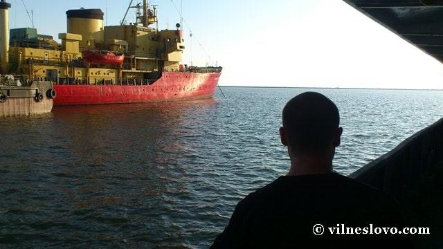 Криголам «Капітан Білоусов», наука і флот
