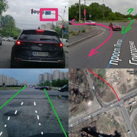 Трафік на дорогах