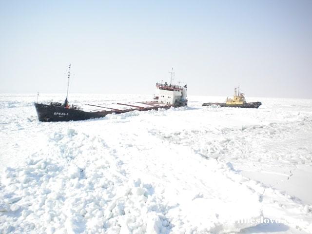 Зима на Азові