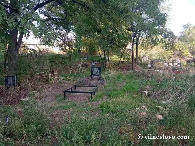 Здесь похоронены домашние животные