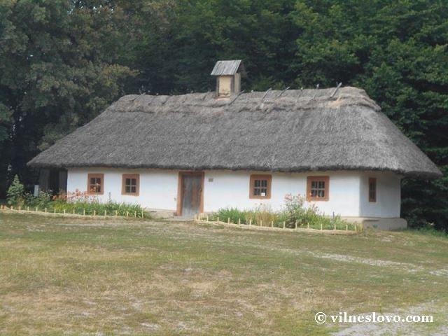 Традиційна українська хата